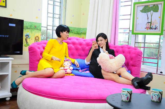 Ca sĩ Trương Quỳnh Anh sẽ là 1 trong 3 khách mời đầu tiên của talkshow