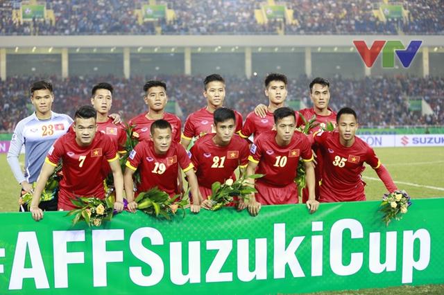 ĐTVN tràn đầy hứng khởi trước trận ra quân tại VCK AFF Suzuki Cup 2014.