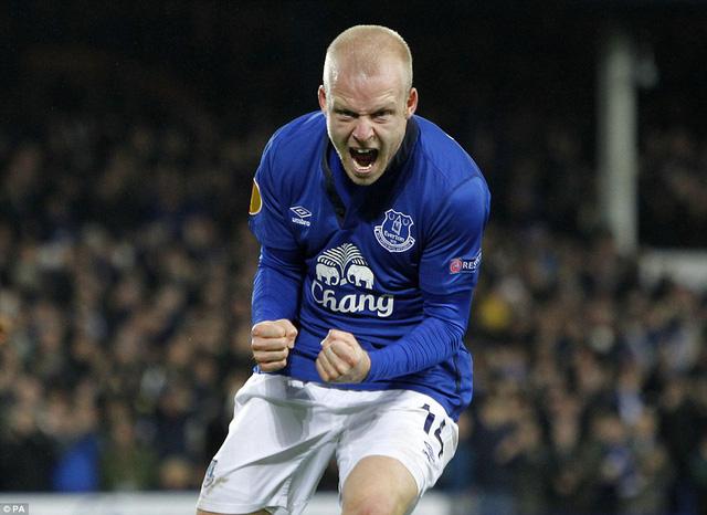 Everton đại thắng tại Europa League