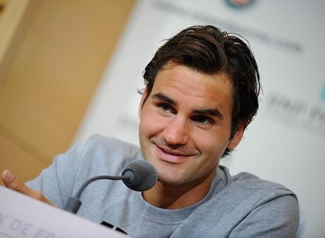 Roger Federer vẫn chưa muốn dừng lại ở độ tuổi 33