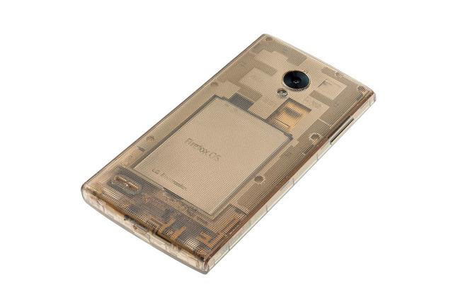 Fx0 có kiểu dáng khá giống với LG G3