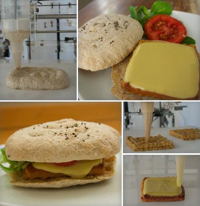 Foodini chỉ có khả năng in ra thức ăn, sau đó người dùng vẫn sẽ phải nấu chín thức ăn đó để trở thành món ăn hoàn chỉnh
