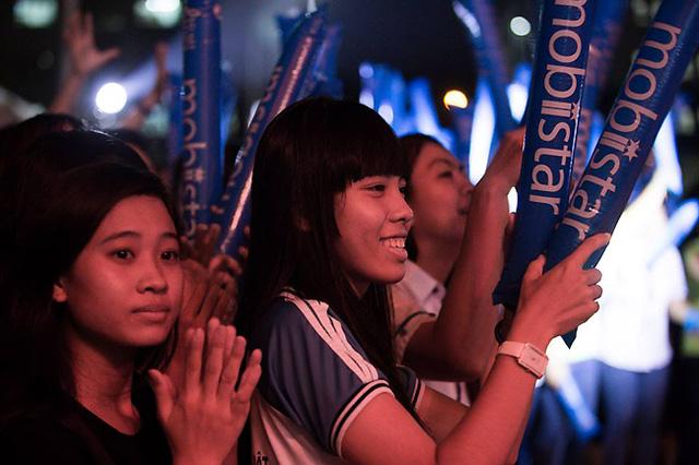 Những nhân vật đã làm nên một đêm gala đầy thành công của Bài hát Việt tháng 10.