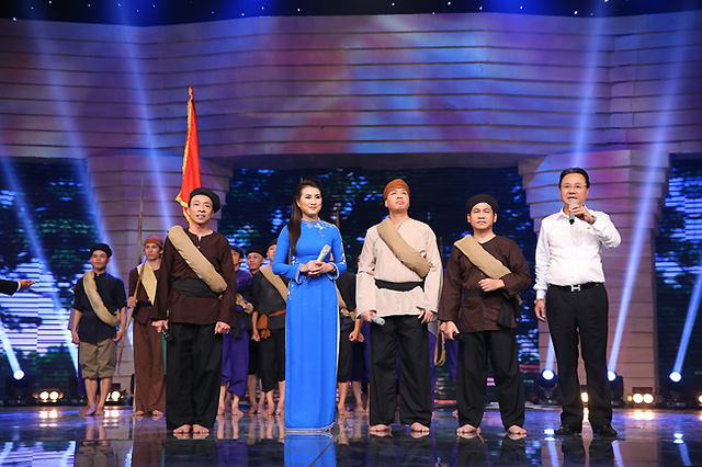 Bộ 3 Đăng Dương - Trọng Tấn - Việt Hoàn