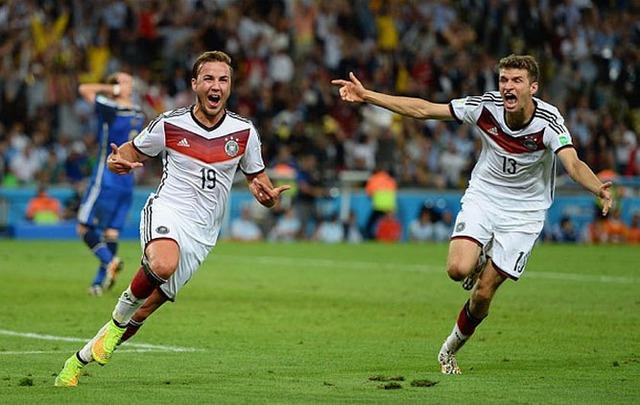 Mario Gotze, cầu thủ ghi bàn thắng duy nhất trong chung kết World Cup 2014
