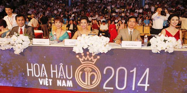 Thành viên BGK của cuộc thi