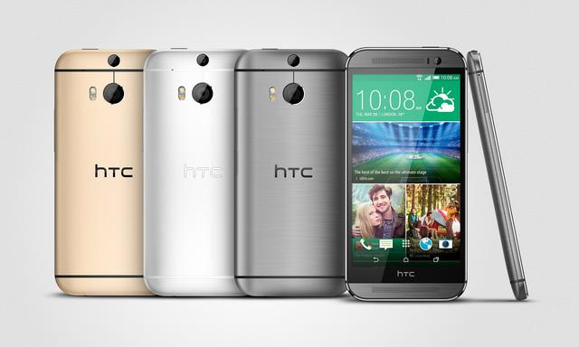 HTC One M8 đã tạo nên sự đột phá trong lần đầu ra mắt