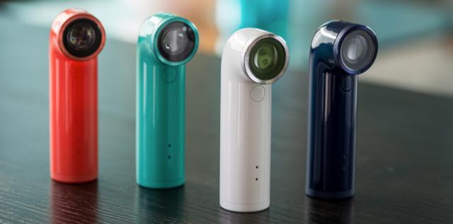 HTC RE Camera sẽ được tung ra thị trường với 4 màu sắc khác nhau