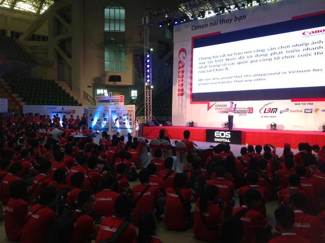 Ông Nick Yoshida, Chủ tịch kiêm Tổng giám đốc công ty TNHH Canon Marketing Việt Nam