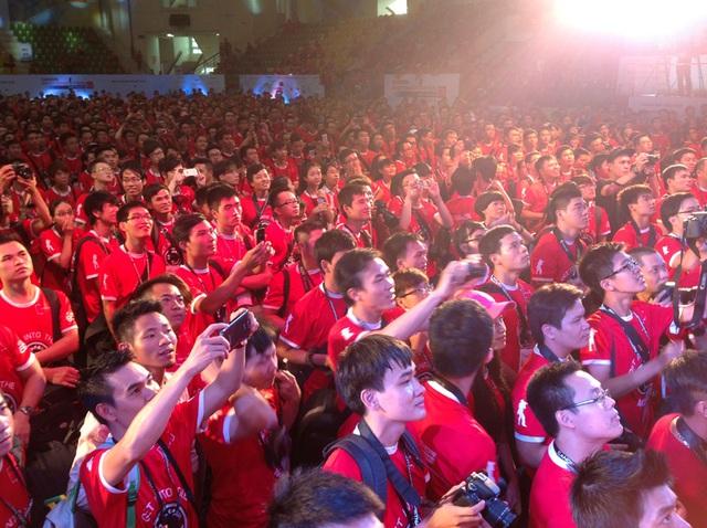 Canon PhotoMarathon 2014 đã thu hút hàng ngàn người tham dự