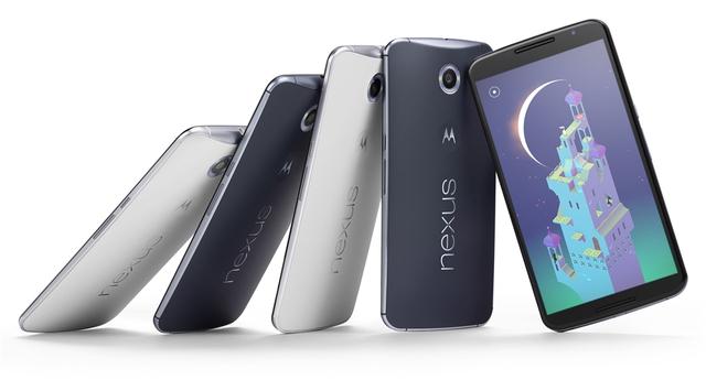Nexus 6 sẽ sớm được tung ra thị trường vào đầu tháng 11