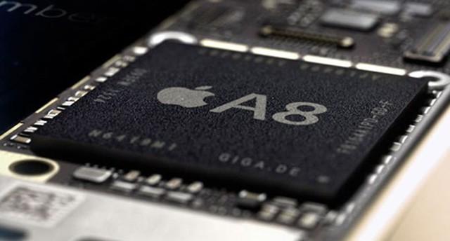 Tính năng hỗ trợ video 4K của chip A8 vừa được khám phá