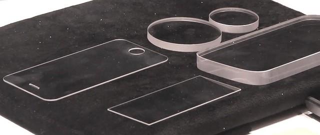 Theo báo cáo, Foxconn sẽ xây dựng nhà máy sản xuất màn hình Sapphire dành cho iPhone thế hệ mới của Apple