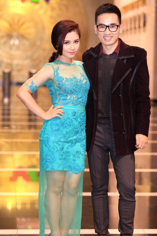 Cặp đôi Dương Hoàng Yến - Hà Duy