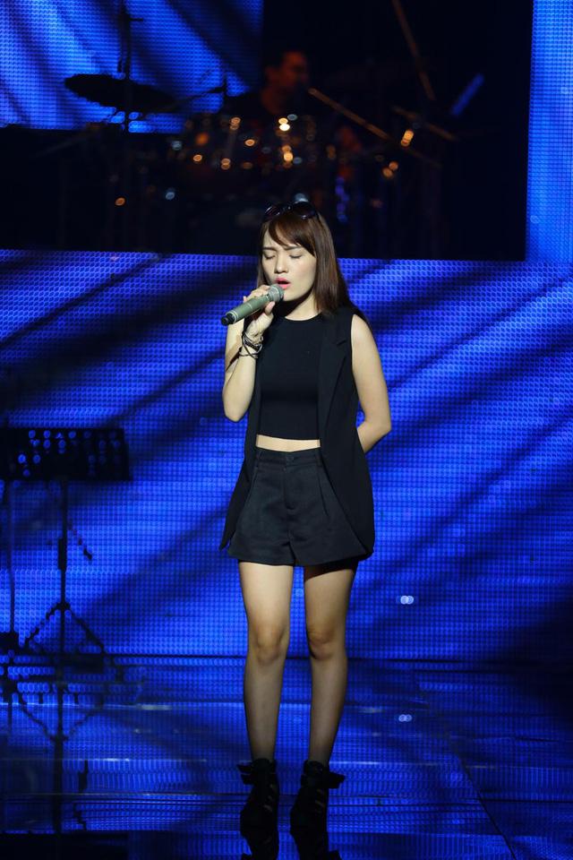 Quán quân Vietnam Idol 2014 - Nhật Thủy - sẽ thể hiện ca khúc Một thoáng mùa đông