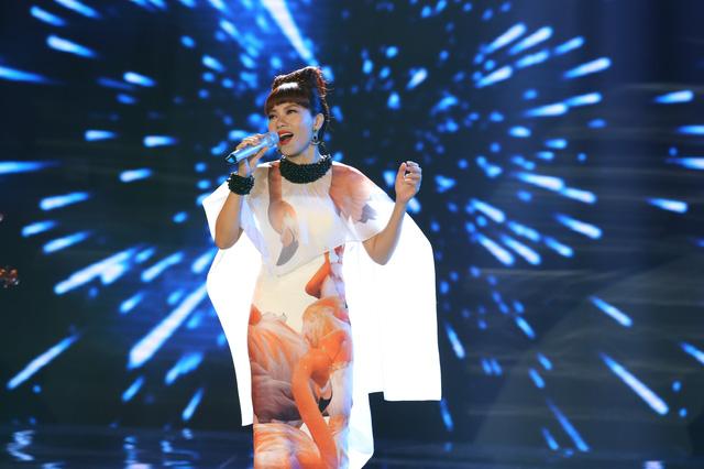 Ca khúc chủ đề được ca sĩ Trần Thu Hà thể hiện