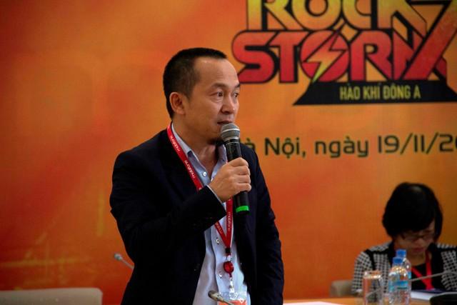 Năm nay là năm thứ tư nhạc sĩ Quốc Trung giữ vai trò Tổng đạo diễn