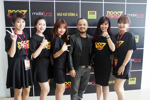 Ca sĩ Trần Lập vẫn sẽ là gương mặt quen thuộc trong sự kiện âm nhạc RockStorm7
