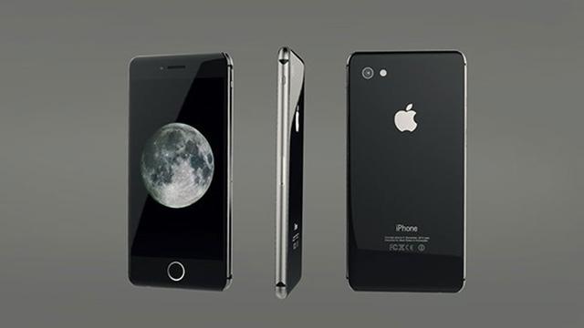 Một trong những mẫu thiết kế iPhone 7
