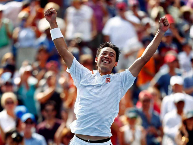Nole sẽ gặp lại Kei Nishikori ở vòng bán kết ATP World Tour Finals