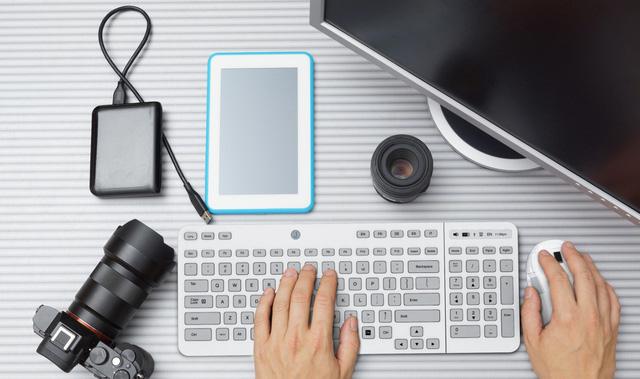 Bàn phím giấy điện tử giúp người dùng thiết lập các phím tắt dễ dàng hơn