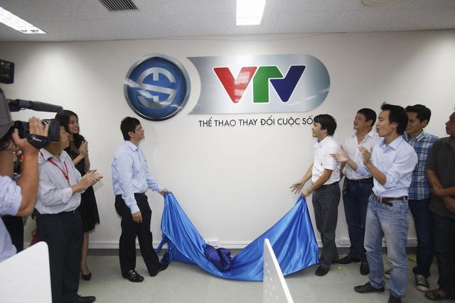 Trung tâm Sản xuất các chương trình Thể thao của VTV đã chính thức được khai trương và đi vào sản xuất
