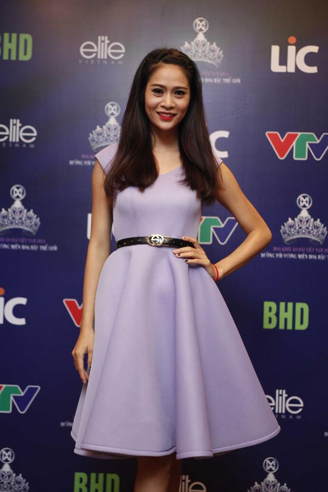 Thí sinh Lê Thị Hà Chiêu