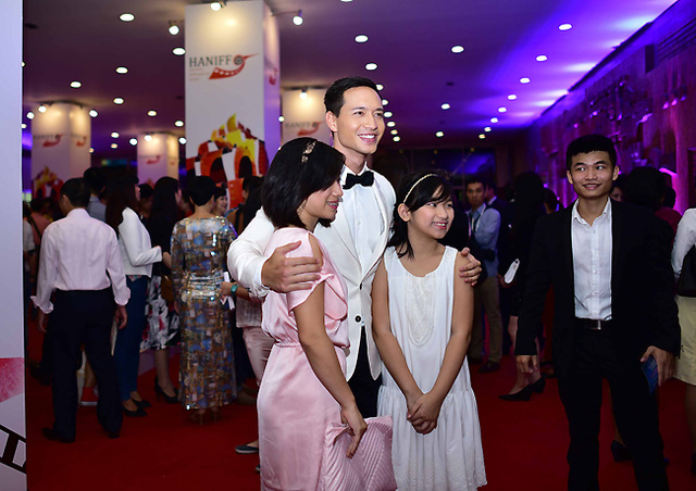 Nam diễn viên Kim Lý.