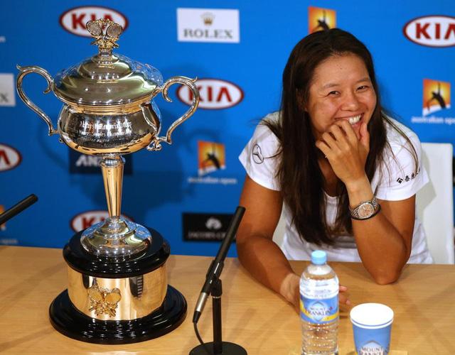 Li Na và danh hiệu Australian Open 2014