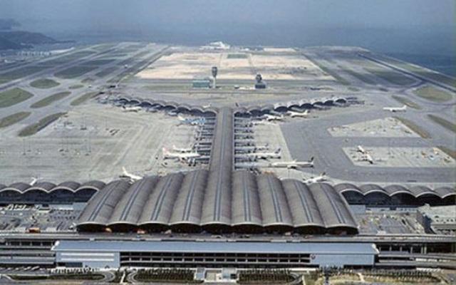 Phối cảnh dự án Cảng hàng không quốc tế Long Thành. (Ảnh: KT)