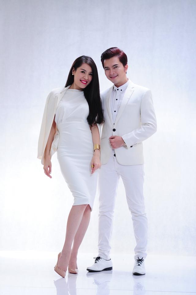 Cặp đôi Nam Cường - Quế Vân