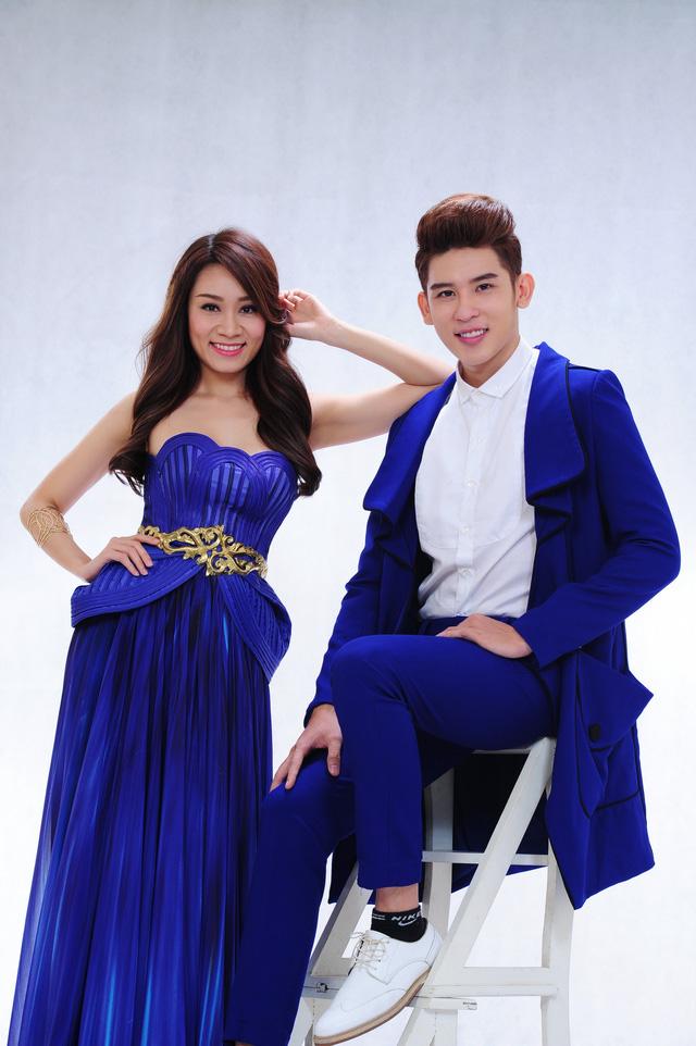 Cặp đôi Minh Thư - Minh Trung