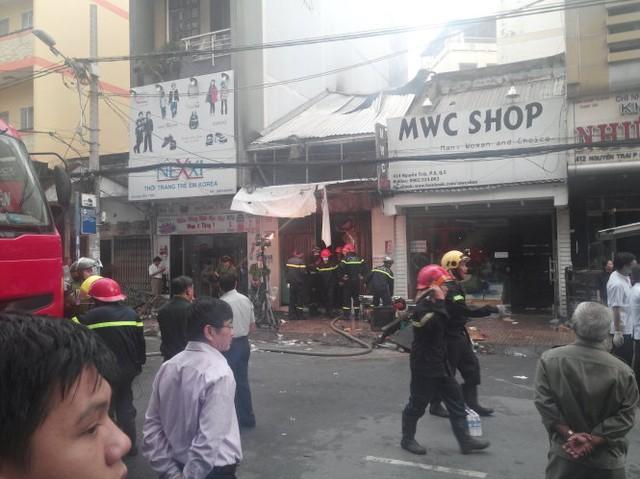 Công tác cứu hộ vẫn đang tiếp tục khẩn trương.