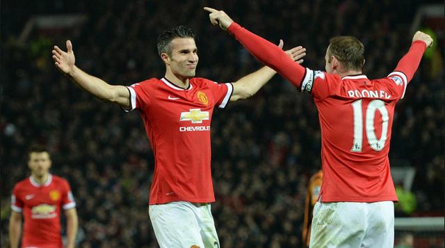 Rooney và Van Persie sẽ mang về chiến thắng cho Man United?