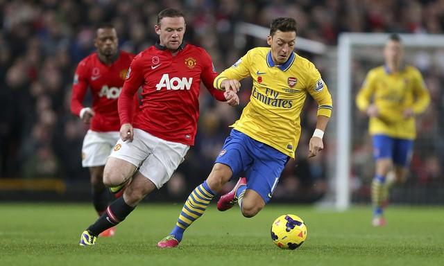 Tại Premier League, Man Utd sẽ đụng độ Arsenal trong trận cầu đinh của vòng 12.
