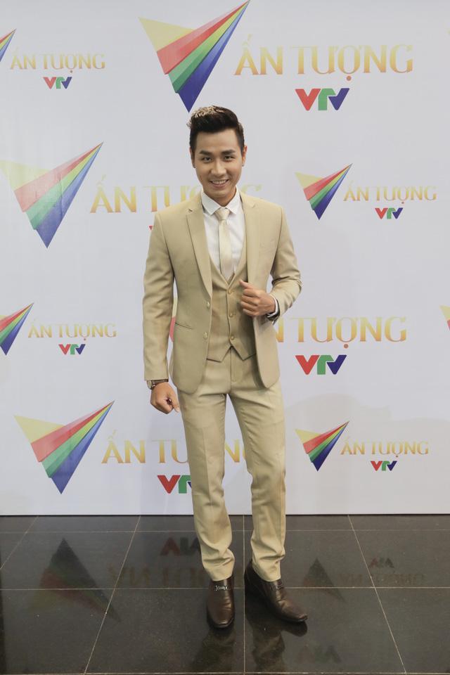 MC Nguyên Khang của Ấn tượng VTV 2014.