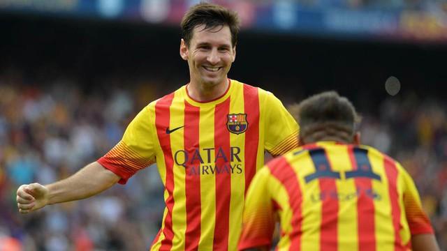 Messi sẽ giải cơn khát bàn thắng sau 3 trận tịt ngòi ở Champions League?
