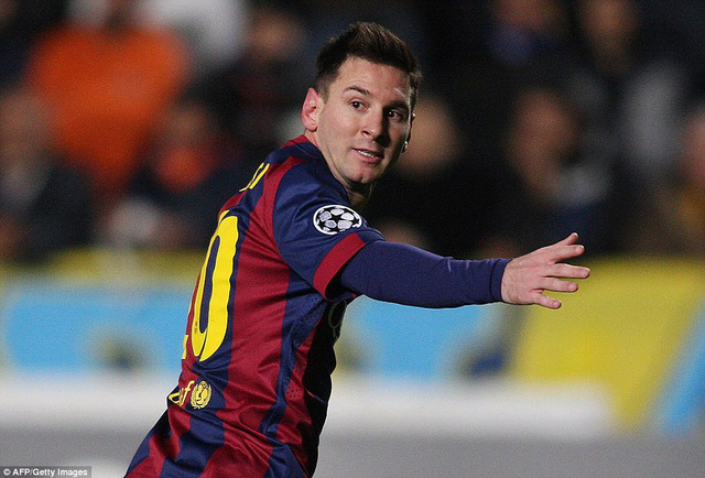 Messi sẽ còn phá thêm những kỉ lục nào khác? (