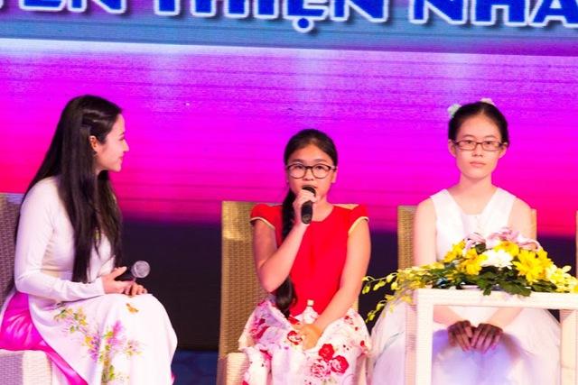 Thiện Nhân nhận học bổng Tài năng trẻ thành phố Hồ Chí Minh 2014