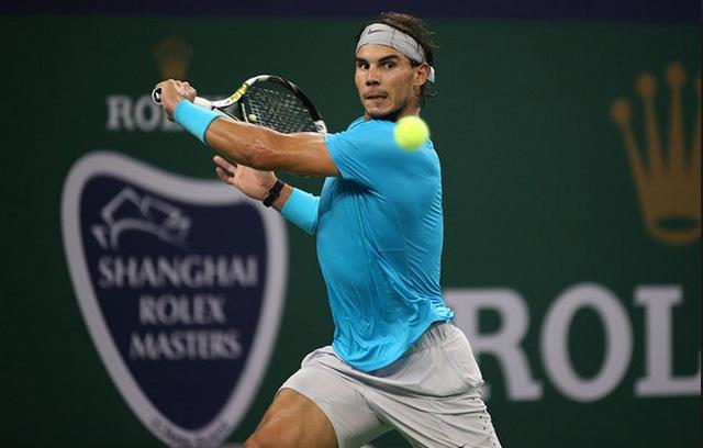 Nadal có thể vượt khó tại Thượng Hải Master 2014?