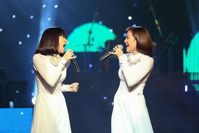 Trước Bee T, Em trong mắt tôi đã từng được ca sĩ Phương Linh thể hiện.
