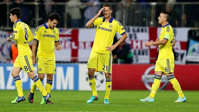 Chelsea chưa thể giành vé đi tiếp