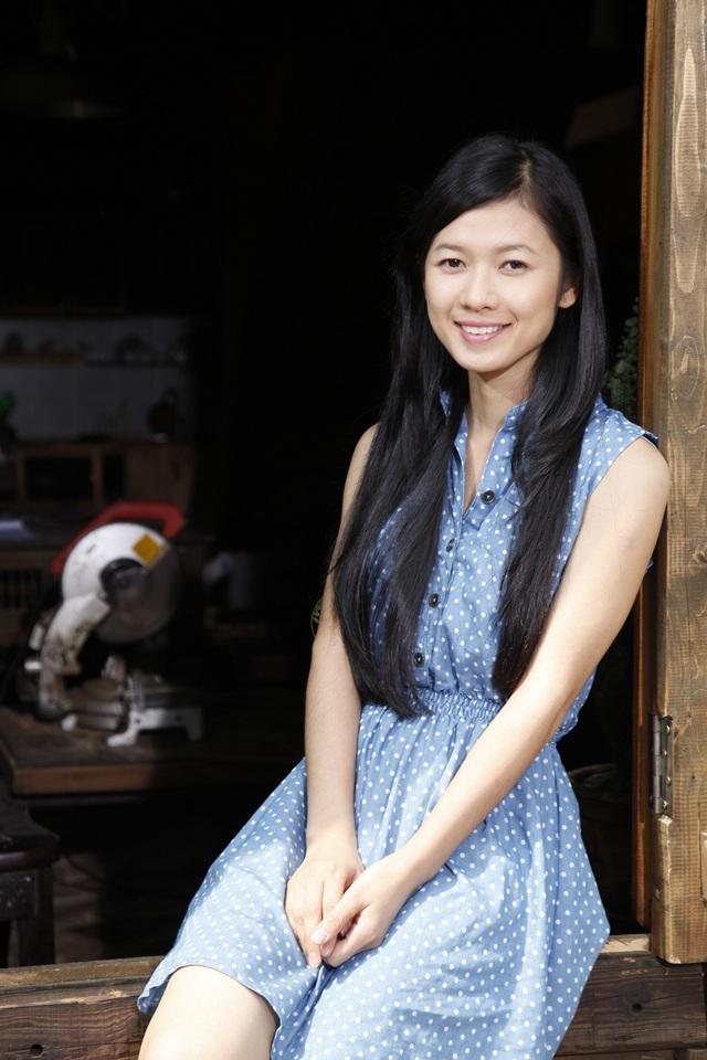 Diễn viên trẻ Oanh Kiều.