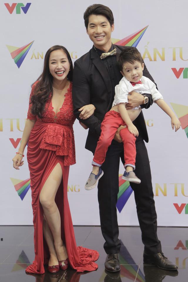 DV Trương Nam Thành và Ốc Thanh Vân - cặp đôi của Bước nhảy hoàn vũ