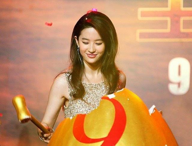 Lưu Diệc Phi đánh dấu khoảnh khắc phim ra mắt khán giả Trung Quốc.