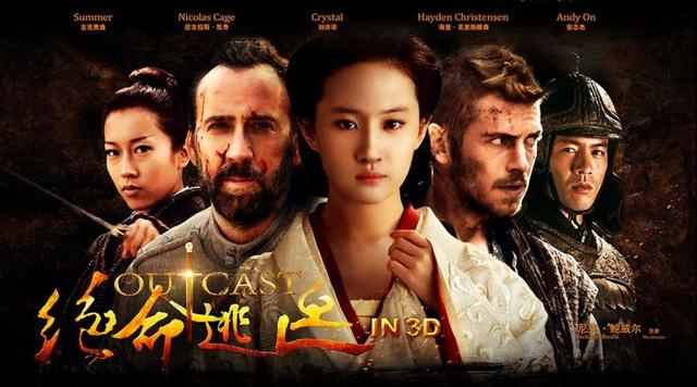 """Bộ phim """"Outcast"""" xoay quanh một câu chuyện ly kì về hai nguời lính châu Âu trải qua cuộc chinh chiến tại chiến trường Đông Á trong thế kỉ 12, tình cờ cứu được một nàng công chúa, dẫn đến nảy sinh mối quan hệ phức tạp với nàng và Hoàng tộc Trung Hoa. Phim chính thức được phát hành tại Trung Quốc từ ngày 22/9."""