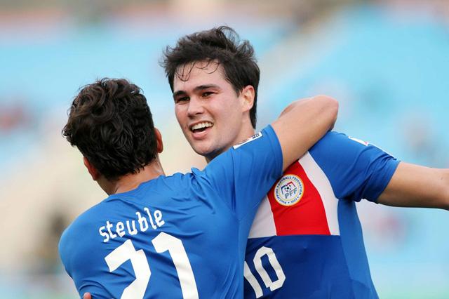 ĐT Philippines đã thể hiện sức mạnh vượt trội tại bảng A.