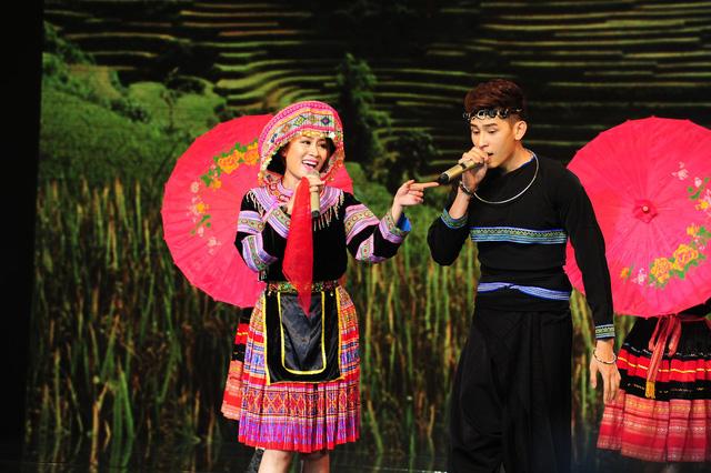 Bộ đôi Minh Thư - Minh Trung với Tình yêu màu nắng
