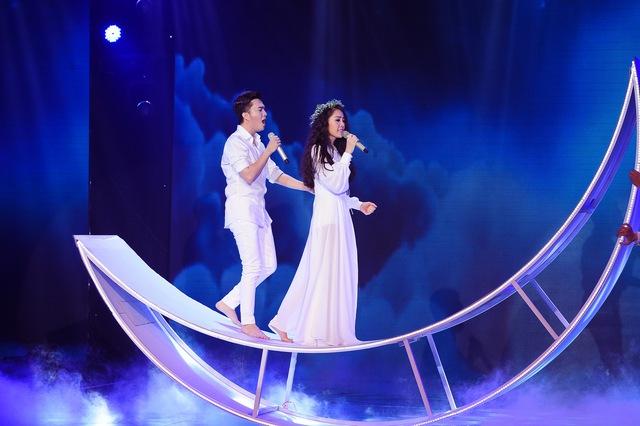 """Cặp đôi Nam Cường -Quế Vân đưa khán giả đến với một chuyện tình buồn qua ca khúc """"Sẽ thôi chờ mong"""""""