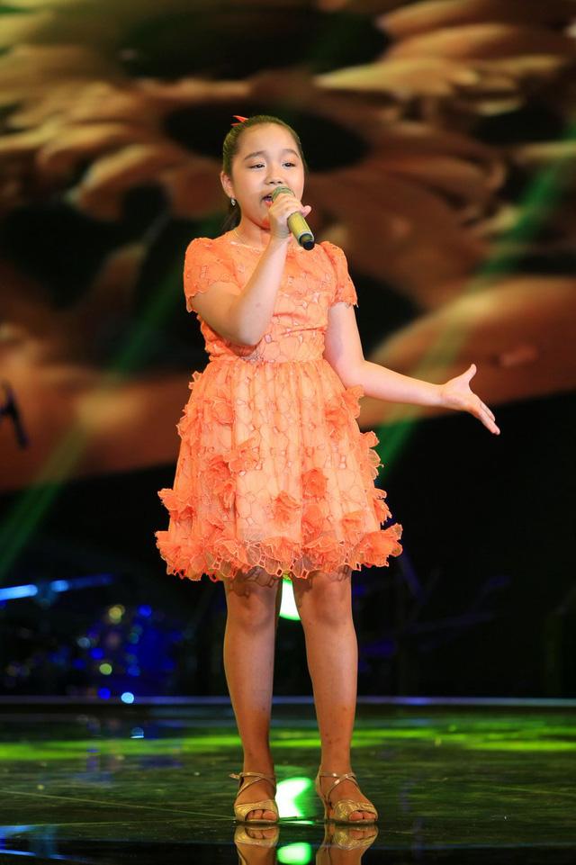 Cô bé Trần Linh Nhi của anh Hai Lam Trường